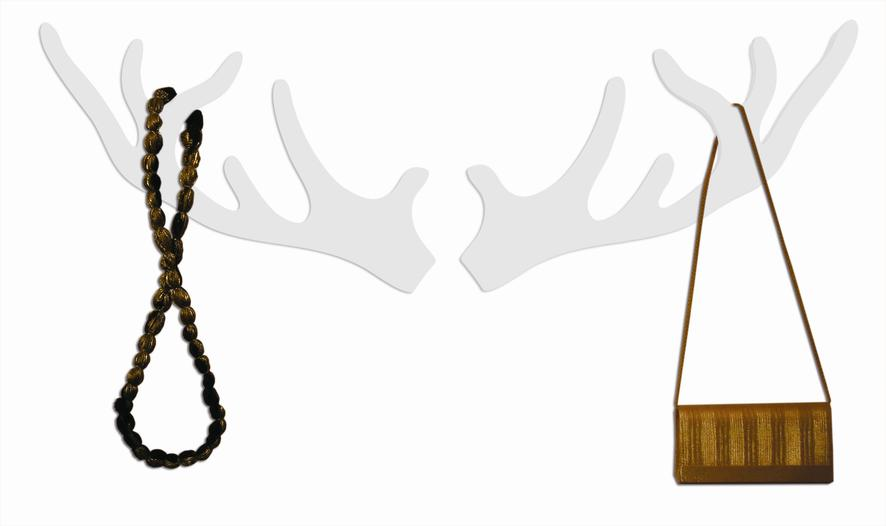 Not Rudolf - Coat rack