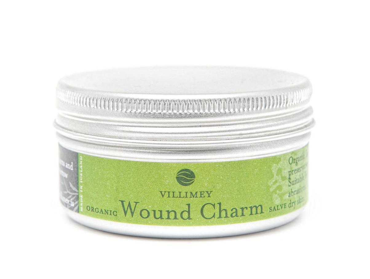 Wound - Magic - Organic Certification