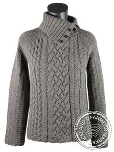 Skardshlid - Icelandic Wool Sweater, merino wool 1