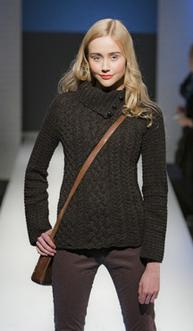 Skardshlid - Icelandic Wool Sweater, merino wool 4