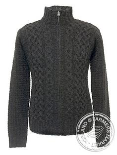 Stapi - Icelandic Wool Sweater handknitted 1
