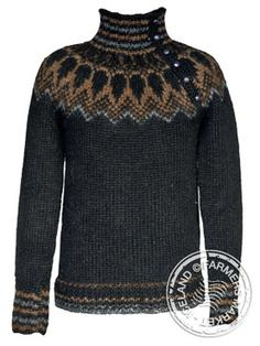 Gil - Design Icelandic Wool Sweater 1