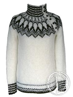 Gil - Design Icelandic Wool Sweater