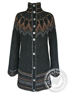 Stora-Fljot - Icelandic Design Wool Sweater 2