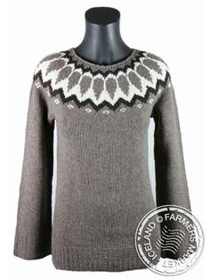 Fell merino - Icelandic Design Wool Sweater 1