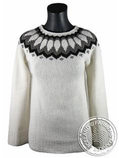 Fell merino - Icelandic Design Wool Sweater 3