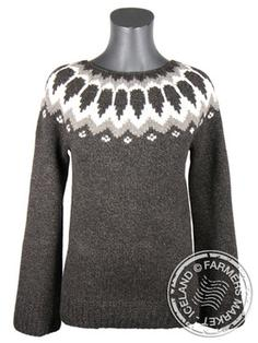 Fell merino - Icelandic Design Wool Sweater 4