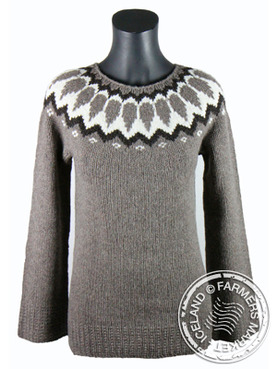 Fell merino Icelandic Wool Sweater